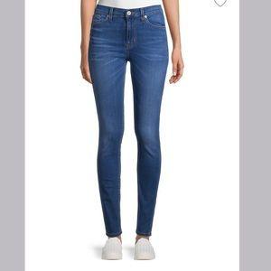 Hudson Natalie Midrise Ankle Super Skinny Jean NWT